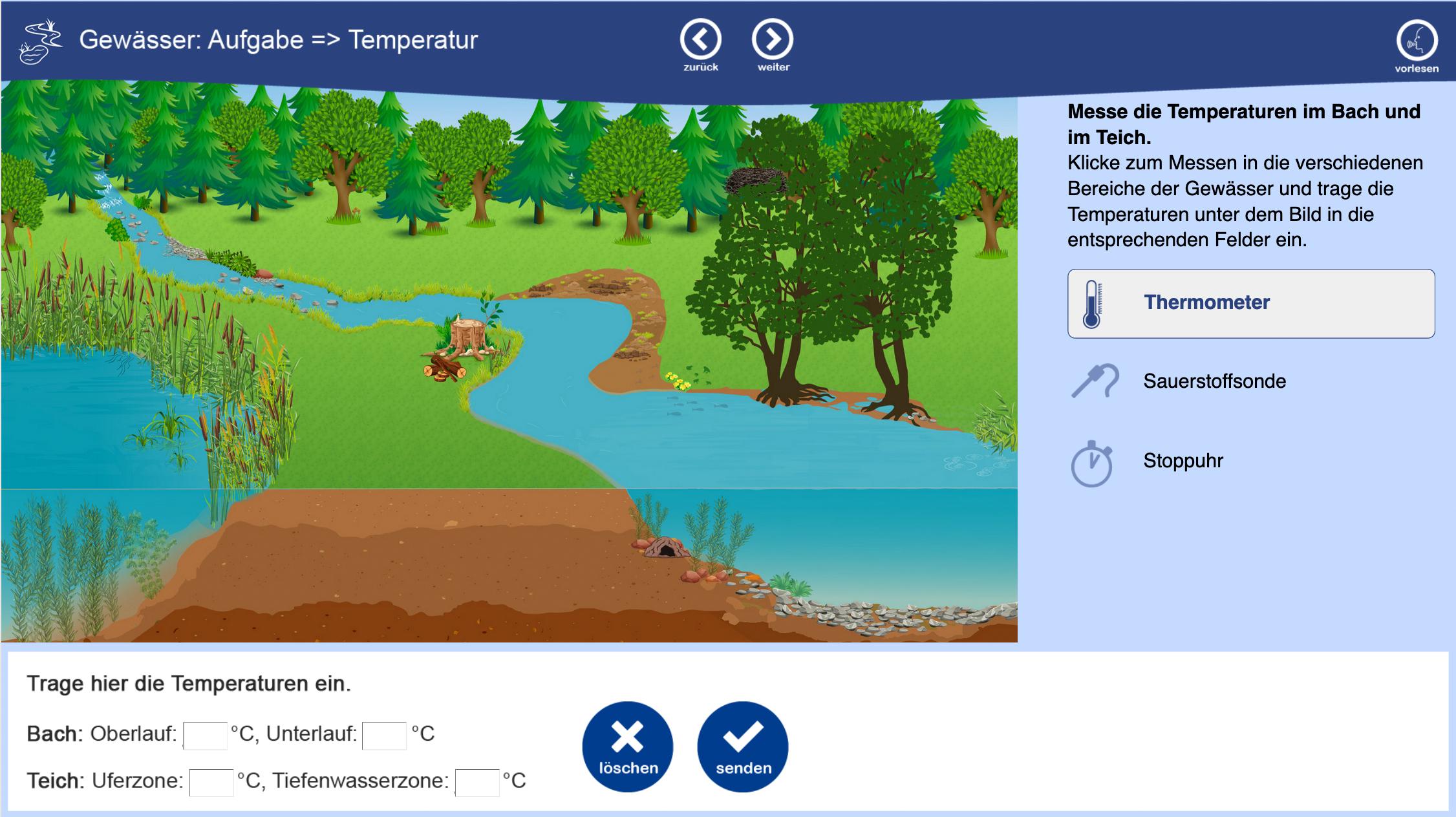 Digitale Gewässer-Akademie KIDS